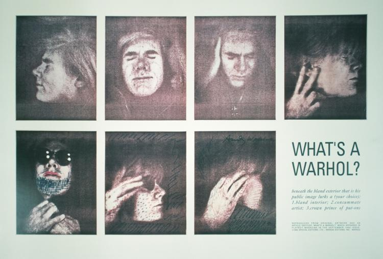 Andy Warhol - What's a Warhol? - 1990