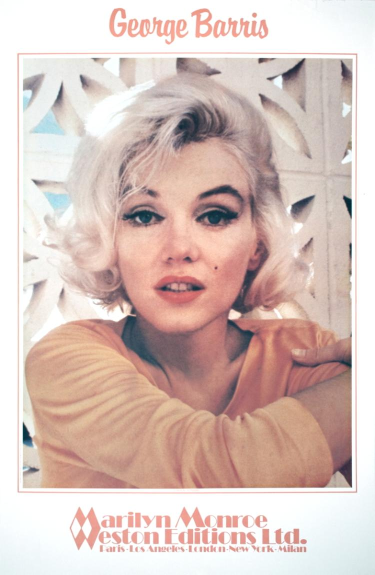George Barris - Marilyn Monroe- Ethereal Pleasure - 1982