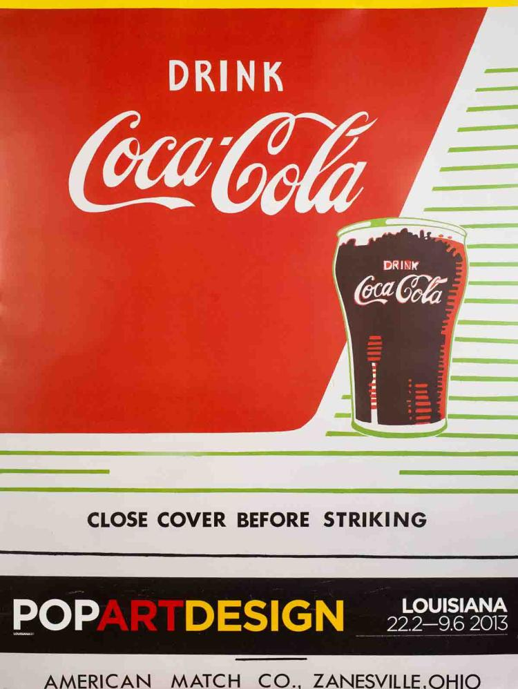 Andy Warhol - Close Cover Before Striking - 2013