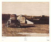 Andrew Wyeth - Cider Barrel - 1993