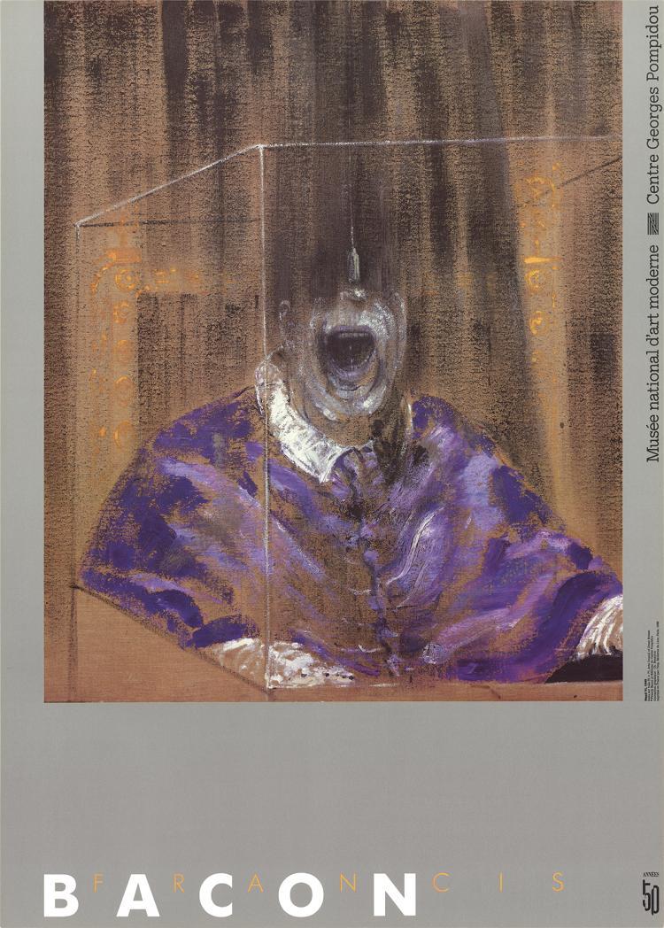 Francis Bacon - Head VI - 1988
