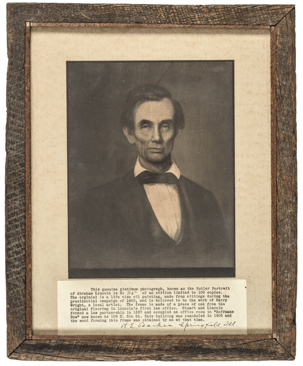an overview of abraham lincolns time in the office Lessons from lincoln: 5 leadership tips history and science agree on  get out of the office and circulate among the troops in 1861 lincoln spent more time outside the white house than in it.