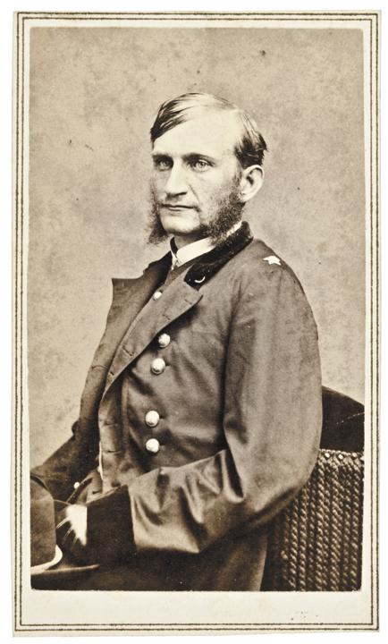 CDV Photograph of Union Major General Judson Kilpatrick