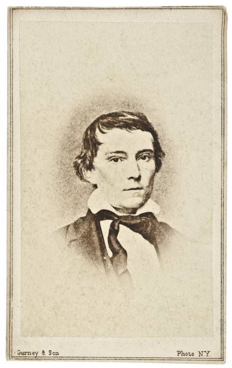 c. 1860s Civil War CDV of Confederate Vice President Alexander H. Stephens