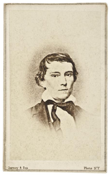 c. 1860s Civil War CDV of Confederate Vice President Alexander H. Stephens