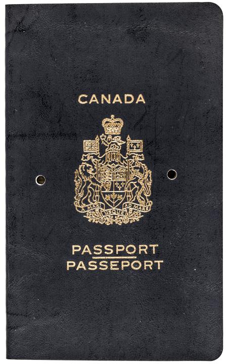 Exceedingly Rare Canadian SPECIMEN Printing