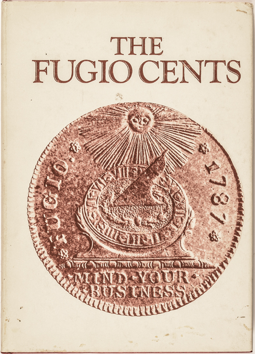 THE FUGIO CENTS by Alan Kessler, 1976, With Original Dustjacket