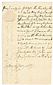 ABRAHAM CLARK (1726-1794). Signer of the Declaration of Independence from NJ