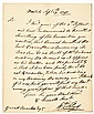 Autograph, 1791 Autograph Letter Signed by New York Signer WILLIAM FLOYD