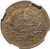 1783 Washington Unity States Cent. Baker 1. Whitman-10130. NGC Graded MS-61