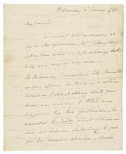 1786 PHILIP SCHUYLER Revolutionary War Major General Autograph Letter Signed