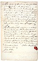 JOHN FITCH Signed 1778 Revolutionary War Bond Relative of the Steamship Inventor