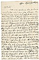 Scarce American Major-General CHARLES LEE 1762 Autograph Letter Signed