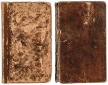 1774 CAPTAIN COOK's New Voyage 2-Volumes John Hawkesworth, NY by James Rivington