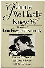 1972-Dated Signed Paperback Commemorative Book: Johnny, We Hardly Knew Ye