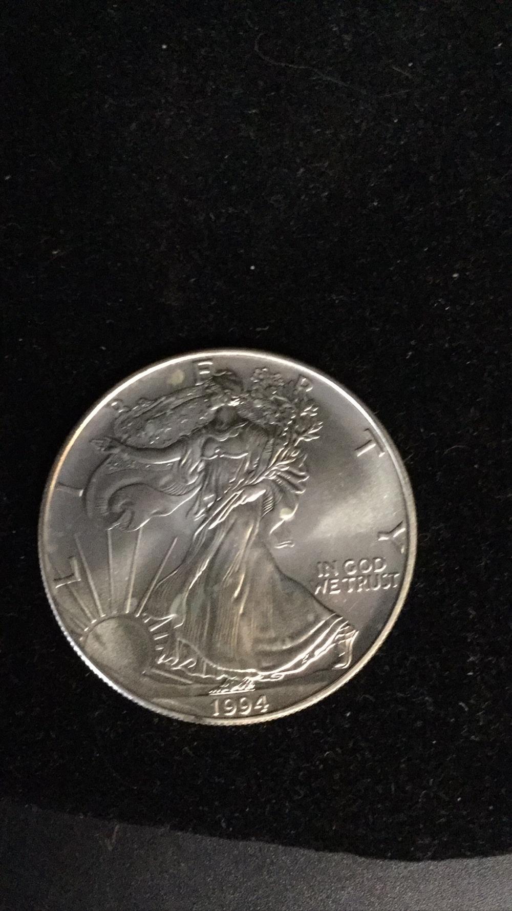 1994 American eagle