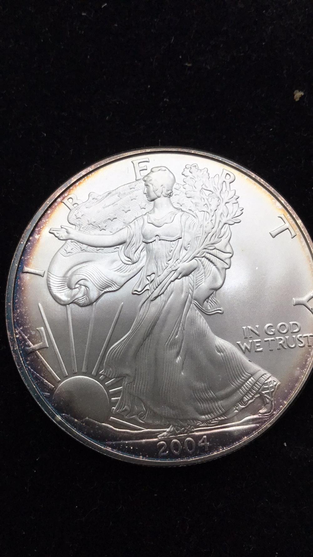 American eagle dollar