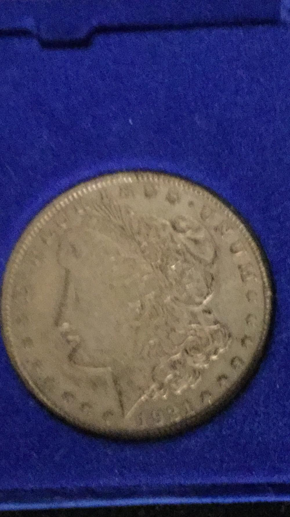Lot 51: Lady liberty centennial silver dollars