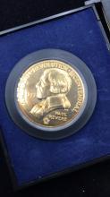 Lot 72: American revolution bicentennial coin