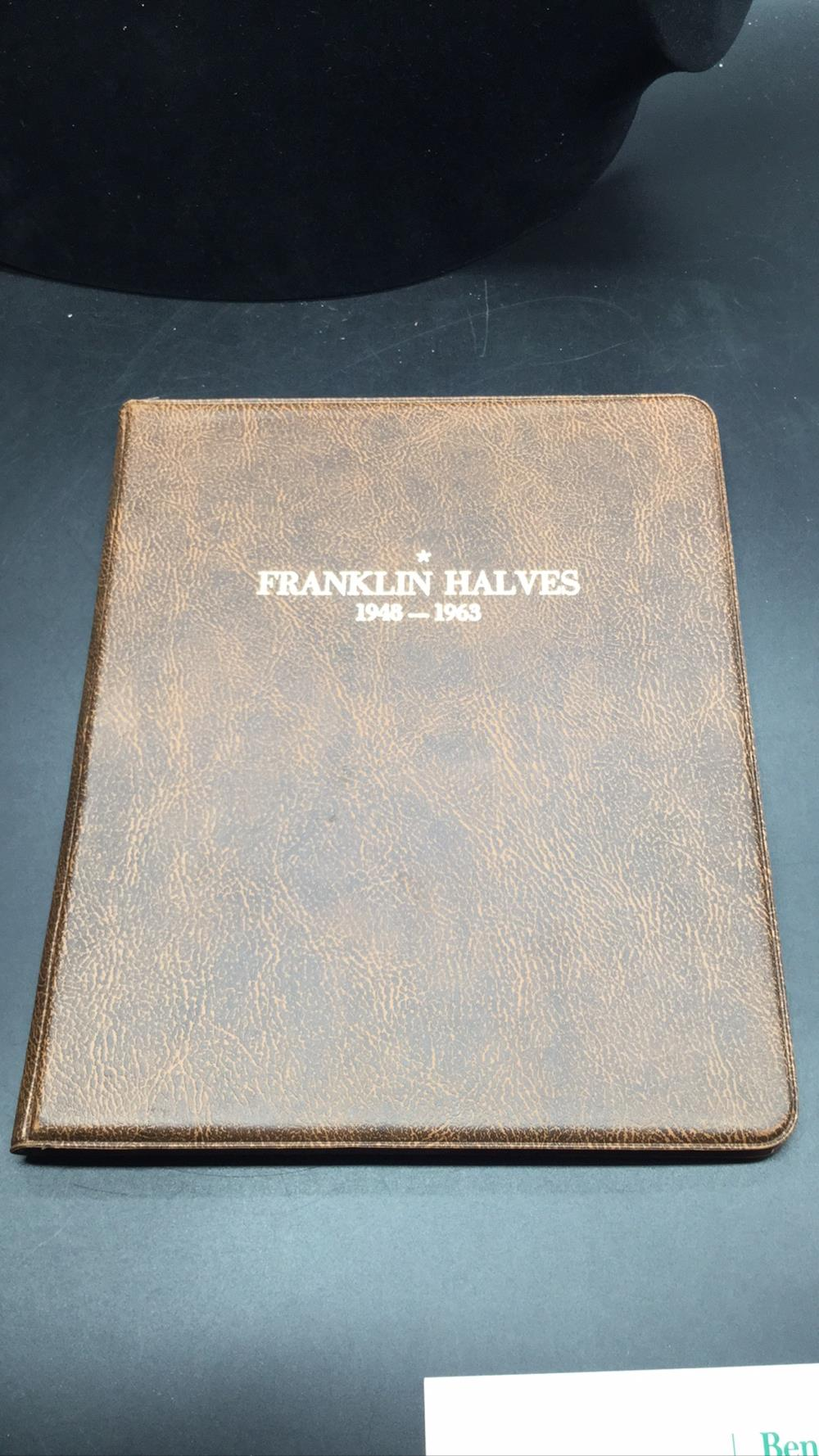 Franklin halves book