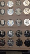 Lot 109: 20 Kennedy half dollars