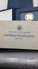 Lot 120: United States Constitution Prestige set