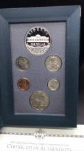 Lot 127: 1997 botanical garden commemorative coin set