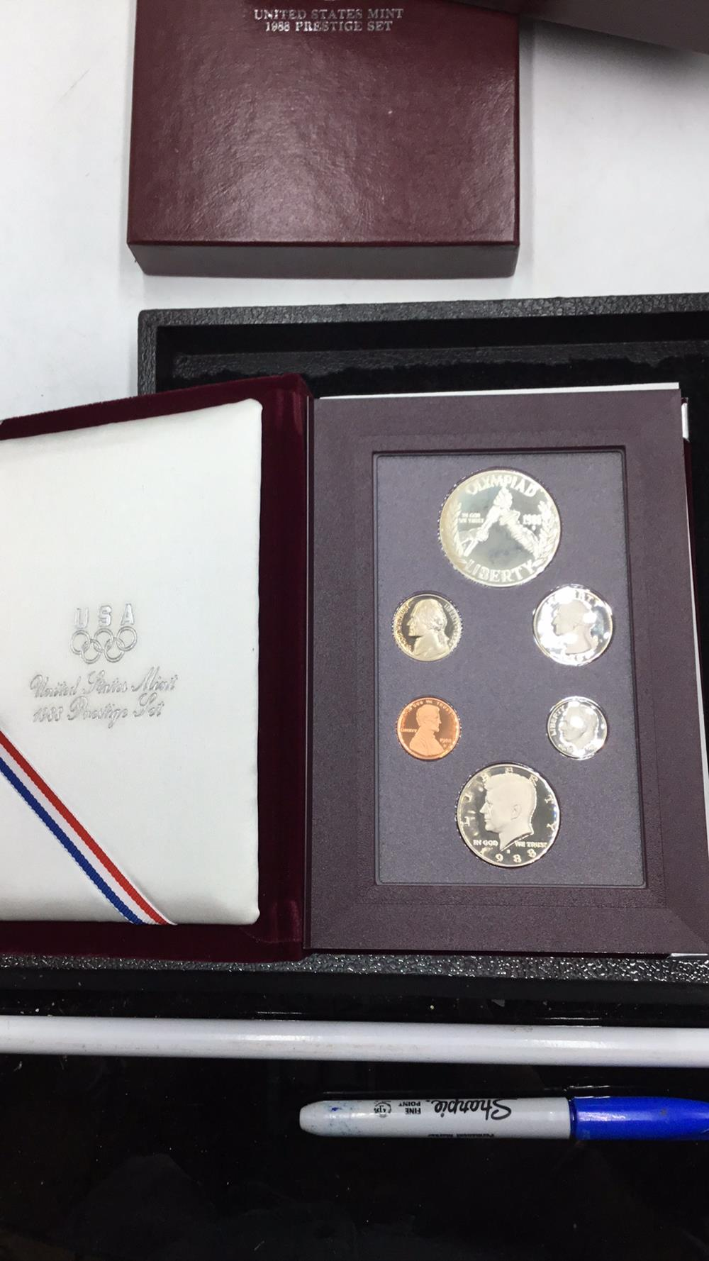 United States Olympic coins