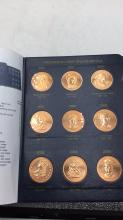 Lot 146: Presidential First spouse medals