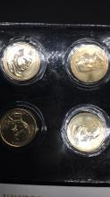 Lot 147: 2012 United States mint presidential coin set