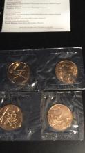 Lot 149: 2012 first spouse bronze metal series