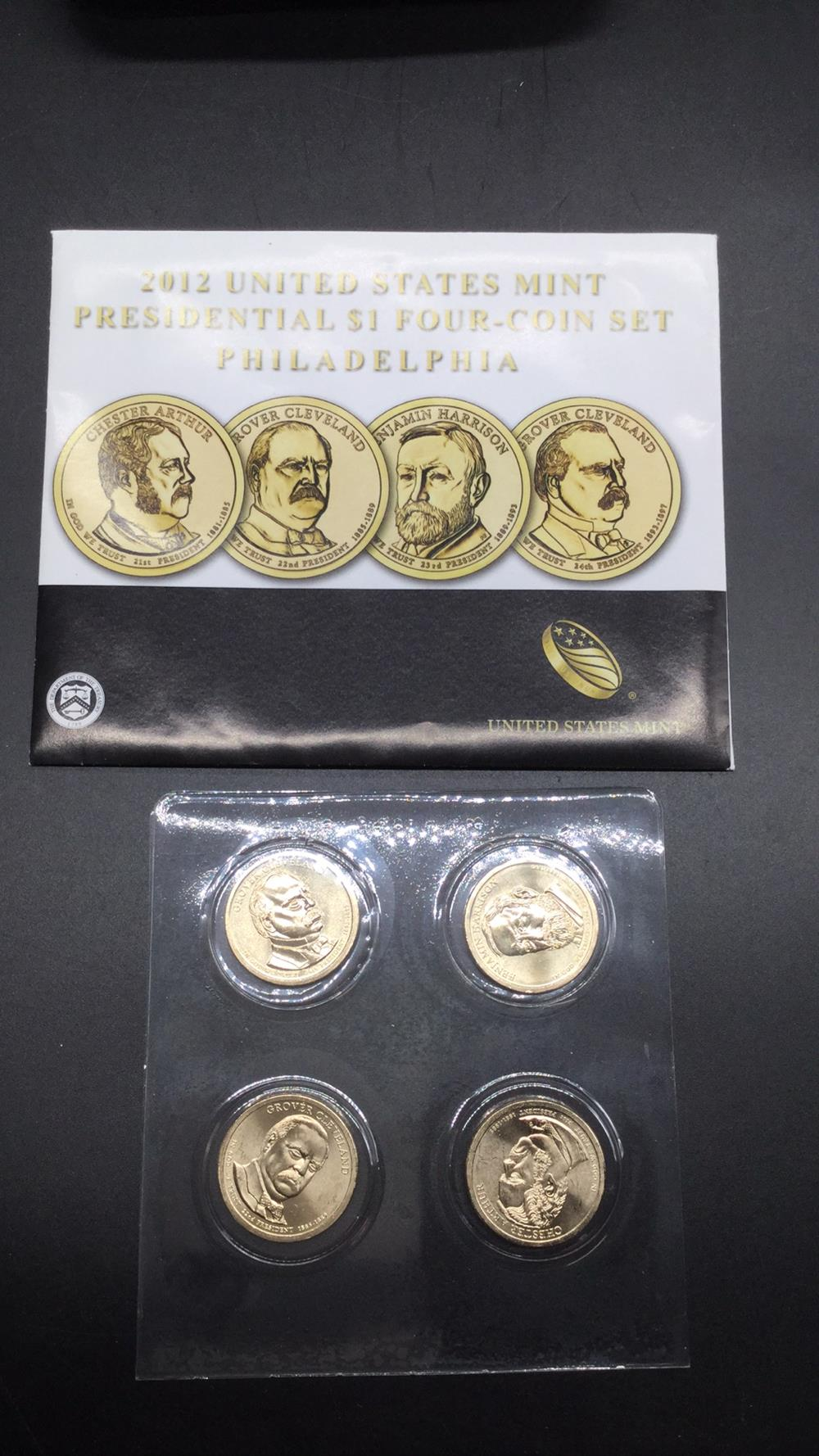 2012 United States mint