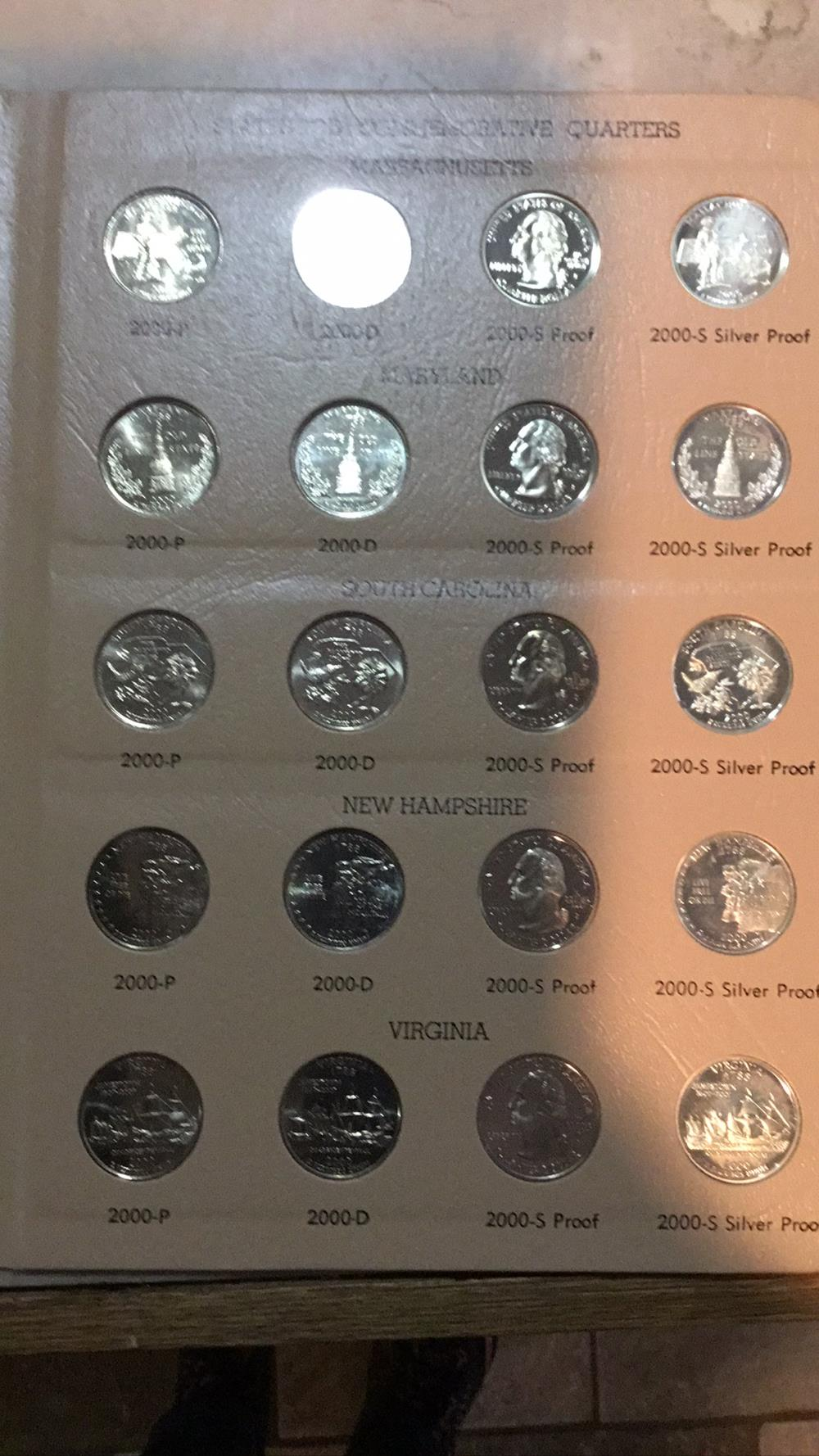 Statehood commemorative quarters