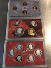Lot 200: 2009 United States mint Silver proof set