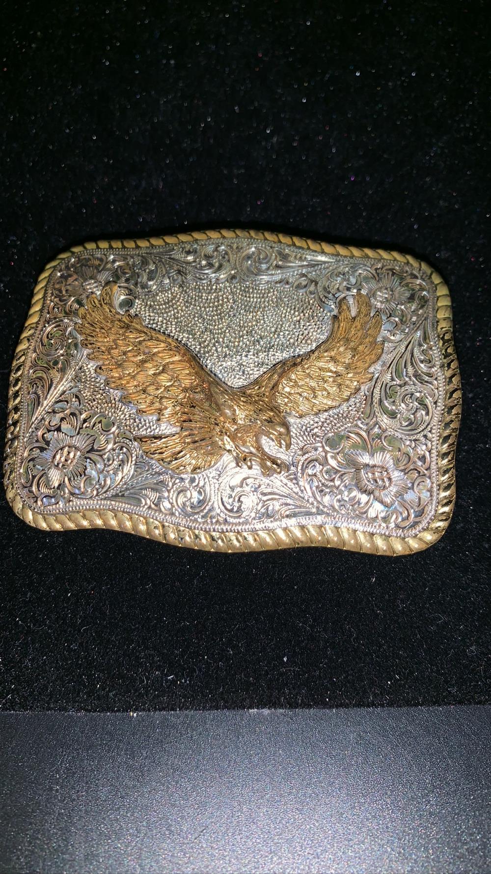 Eagle Belt Buckle