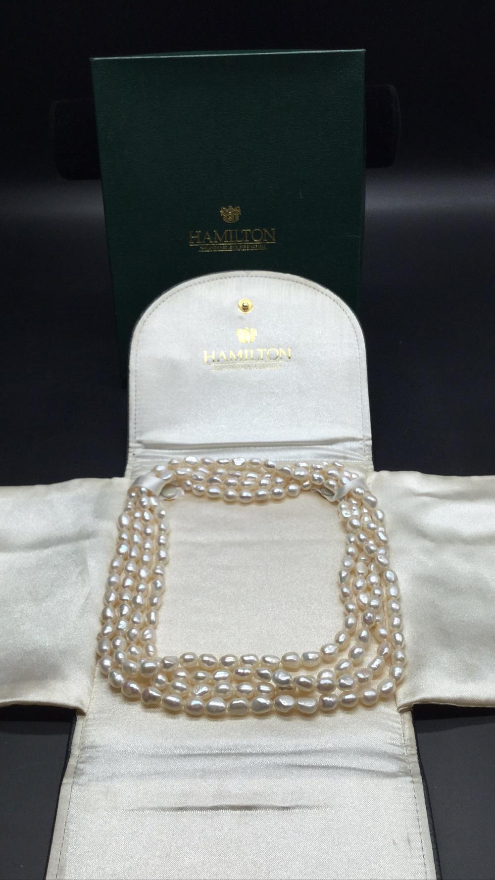 Hamilton artisan fresh pearl strand