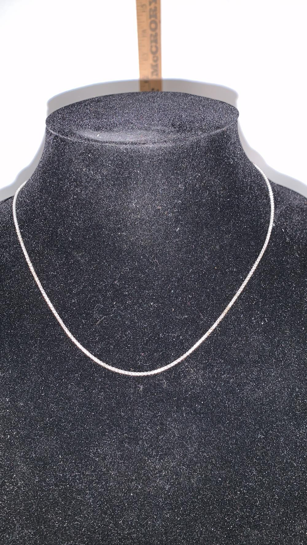 .925 Silver Chain