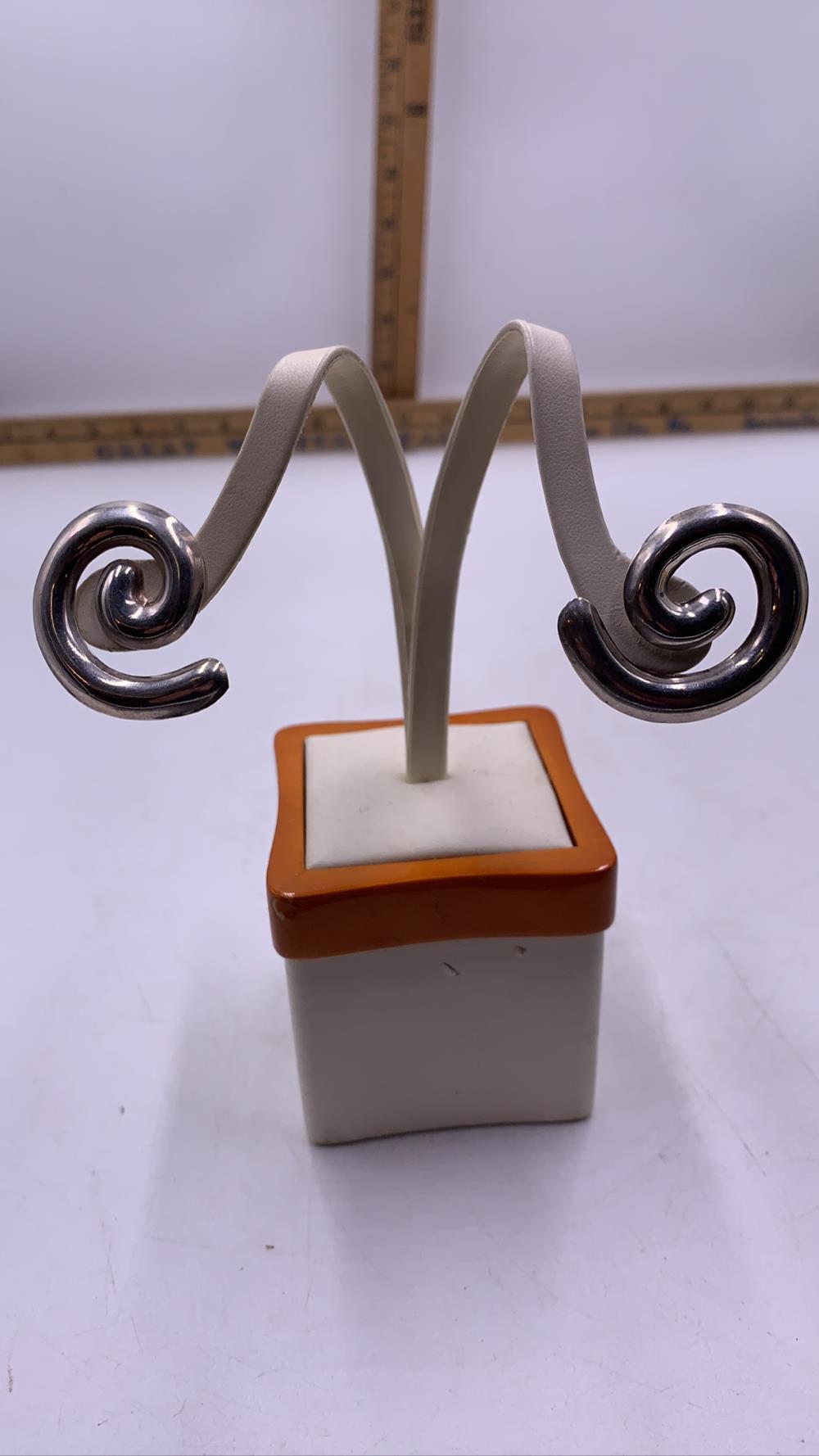 Taxco .925 Silver Earrings