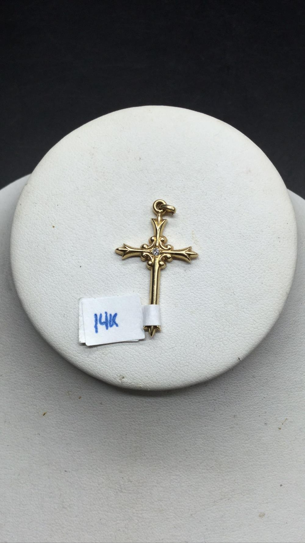 14k Cross