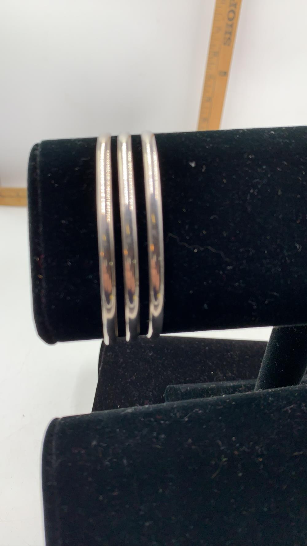 Sterling Silver Cuff