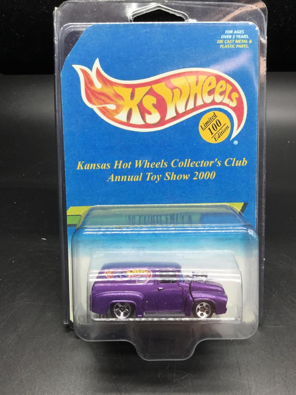 Hot Wheels & matchbox auction