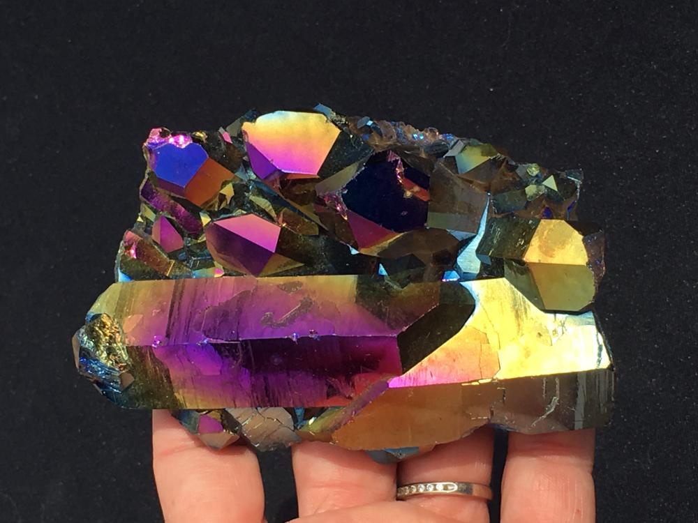 Lot 22: Quartz, Rock, Crystal, Natural, Collectible, Aura