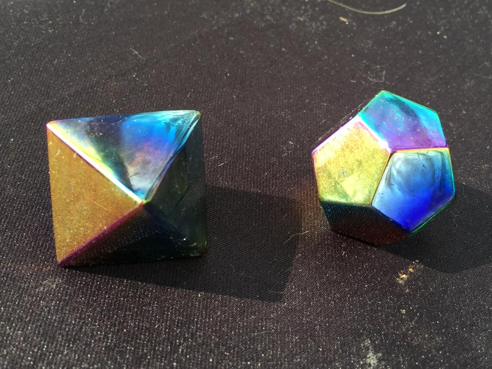 Titanium, Rock, Crystal, Collectible