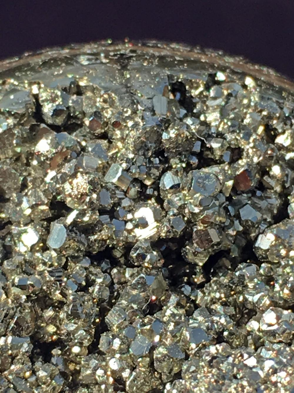 Lot 71: Pyrite, Rock, Crystal, Natural, Décor, Collectible, Carving, Sphere