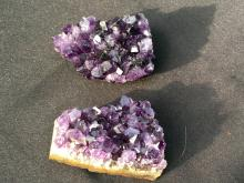 Lot 82: Amethyst, Rock, Crystal, Natural, Collectible, Mineral, Specimen