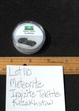 Lot 110: Meteorite, Rock, Space, Natural, Collectible, Specimen