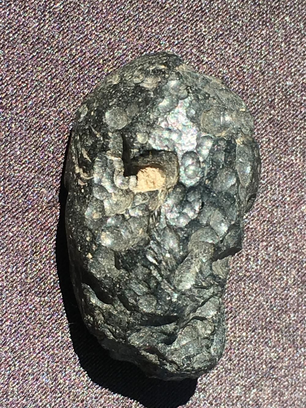 Lot 133: Meteorite, Rock, Space, Natural, Collectible, Specimen