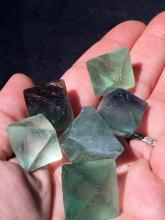 Lot 141: Fluorite, Rock, Crystla, Natural, Collectible, Mineral, Specimen