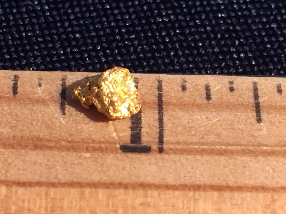 Lot 252: Gold, Rock, Crystal, Natural, Collectible, Mineral, Specimen