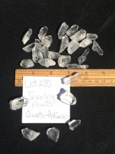 Lot 270: Quartz, Rock, Crystal, Natural, Jewelry,